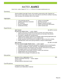 Preschool Teacher Resume Sample Teachers Resume Samples For Preschool Teacher Examples 24 16