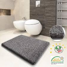 13 creative modern bathroom rugs you ll love