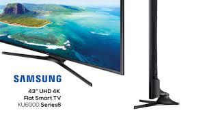 samsung tv aanbieding 43 inch