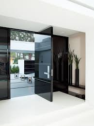 black glass front door. Black Front Door 4 Glass T