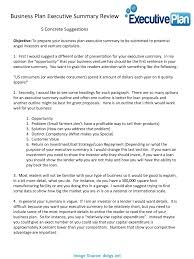 executive business plan template newest how to write an executive summary for a business proposal