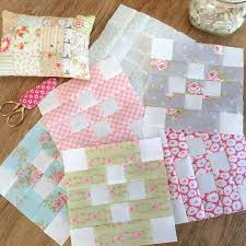 Carried Away Quilting joins the 2017 Patchwork Quilt Along Charity ... & Carried Away Quilting joins the 2017 Patchwork Quilt Along Charity Event  with Fat Quarter Shop, Adamdwight.com