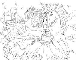 Kleurplaten Prinses
