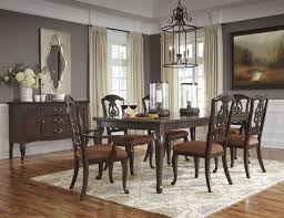 extendable dining room table by signature design by ashley. extendable dining room table by signature design ashley