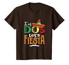 Birthday Design Shirts Im Dos Taco Twosday Boy Girl Kids 2nd Birthday Design Gift T Shirt