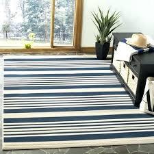 blue rug outdoor navy rug courtyard rug in stripe navy beige indoor outdoor 8 x navy