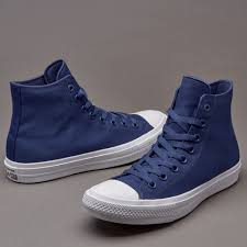 converse 2 mens. mens shoes - converse chuck taylor all star ii blue/white/navy 2 o