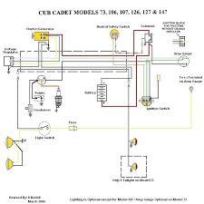 cub cadet ltx 1045 parts diagram best of wiring diagram for cub Automotive Generator Wiring Diagram at Cub 154 Starter Generator Wiring Diagram
