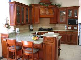 traditional open kitchen designs. Wooden Kitchen Cabinets With Granite Countertop Decorating Traditional Open Designs