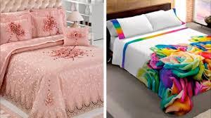 Designer Bed Sheet Set Top Class Designer Bedsheet Design Idea 2018 Bridal Bedsheet Images Photo Bedsheet Designing