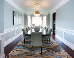 Dining Room  Dining Room Chair Rail Paint Ideas Decorating Ideas Modern Chair Molding