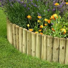 how to choose and install border edging