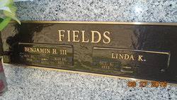 Benjamin Harvey Fields, III (1948-2011) - Find A Grave Memorial