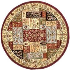 10 ft round rug multi ivory ft x ft round area rug 10 ft round wool