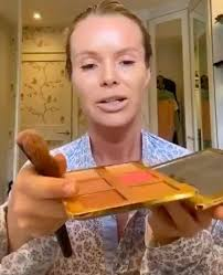 Does amanda holden have tattoos? Amanda Holden Spills Secret Makeup Trick She Swears By To Look Younger Mirror Online