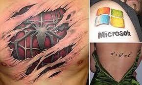 Nerdcore Unbelievable Photographs Of The Worlds Geekiest Tattoos