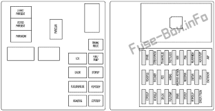 2014 Focus Fuse Box Diagram 2014 Ford Focus Fuse Box Cover