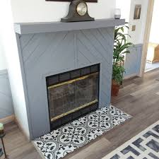 some of the best tiles for fireplace hearths are actually made from natural stone since they possess these qualities