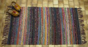 image of hand woven rugs from mexico