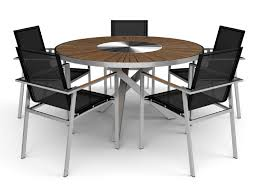 bogart round dining table
