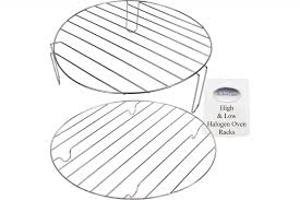 12 litre halogen oven high and low rack
