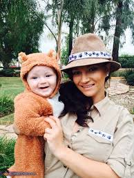 zookeeper costume diy. Contemporary Diy Parent And Baby Costume Ideas  The Zoo Keeper The Bear Costume Inside Zookeeper Diy