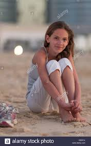 Pre teen foot models