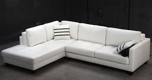 Image of: Leather Sectionals With Recliners