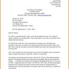 9 legal demand letter example ledger paper regarding writing a demand letter 600x600