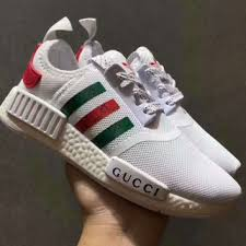 gucci nmd white. gucci adidas nmd fashion women/men casual running sport shoes gucci nmd white