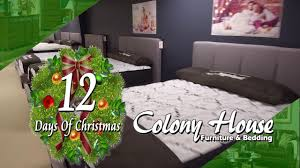 Colony House Furniture 12 Days of Christmas Sales Event