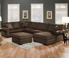 Taupe Living Room New Taupe Fabric Upholstery Living Room Sectional Sofa 1800buysblogs