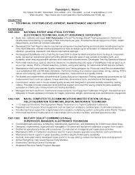 cover letter sample resume electronics technician sample resume cover letter electronic technician resume incident report templatesample resume electronics technician extra medium size