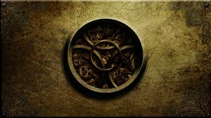 steampunk wallpaper and background