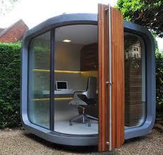 tiny office. Office-pod-tiny-backyard-office-2 Tiny Office
