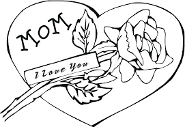 Free I Love You Coloring Pages Printable For Boyfriend Human Heart