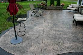 stamped concrete patio cost calculator. Download Image. Calculator Off Of Your Deck Offers Another Space Home Design Backyard Ideas Industrial Medium Stamped Concrete Patio Cost