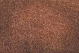 genuine leather hide displaying texture of real leather