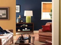 two tone color scheme family room paint design