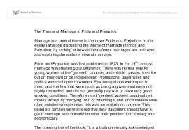 how to write a personal pride and prejudice essay topics we are working under the presumption that two other characters serve as catalysts to boost the final changes of the protagonist