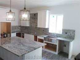 mont blue granite kitchen countertop