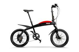 Ducati presents <b>new folding</b> e-bikes to move around the city with ...