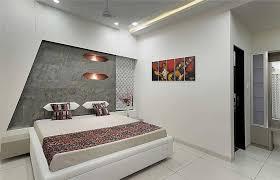 Bedroom Design In Sample Flat