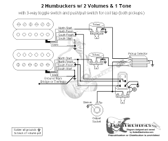 wiring diagram 2 humbucker 2 volume 1 tone the wiring diagram wiring diagram 2 humbuckers 1 volume tone 3 way switch wiring diagram