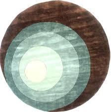wayfair round rugs modern 9x12 rug pad outdoor