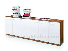 white office credenza. Executive Office Cabinet White Color Credenza Furniture Set(FOHJW-011) A
