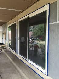 patio door with screen. Glass Sliding Door Repair Northridge Patio With Screen E