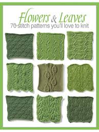 Knitted Flower Pattern Stunning Flower Knitting Patterns In The Loop Knitting