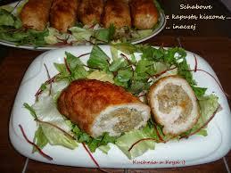 Kuchnia u Krysi : Schab z kapustą kiszoną ... inaczej