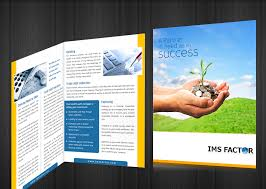 36 Serious Brochure Designs Financial Brochure Design Project For